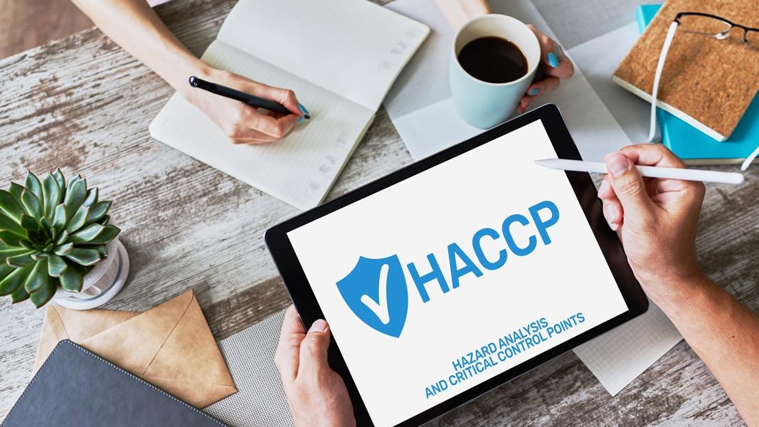 HACCP7原則12手順